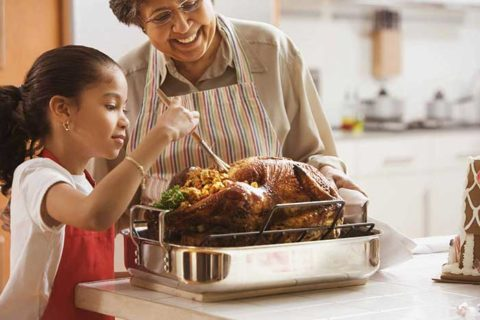 Thanksgiving Traditions in the Kitchen