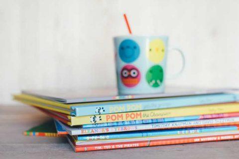 Bunch of Children's Books
